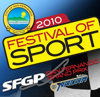 2010 Festival of Sport – San Fernando Grand Prix Official Release