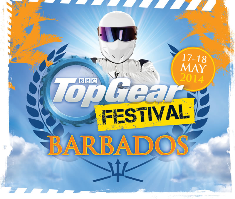 Lewis Hamilton Joins Top Gear Festival Barbados