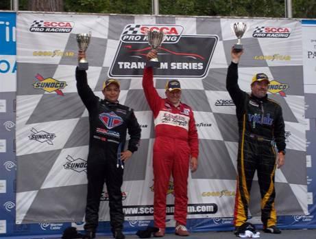 Daniel Ramoutarsingh takes second place