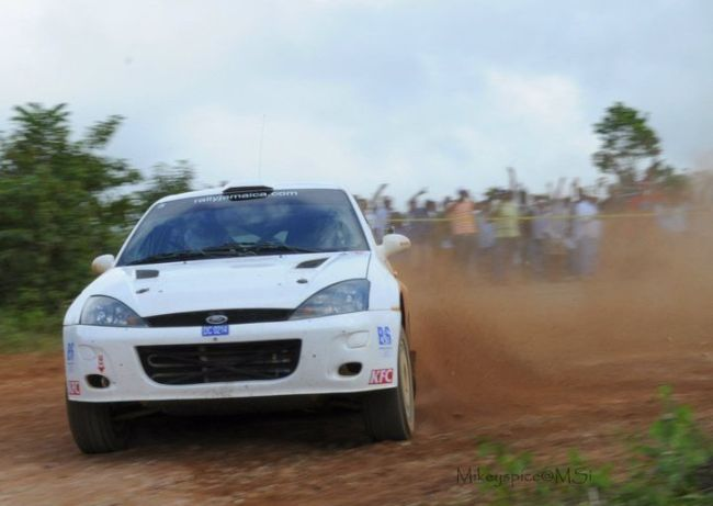 How the Driver's Match Up for Rally Trinidad 2011