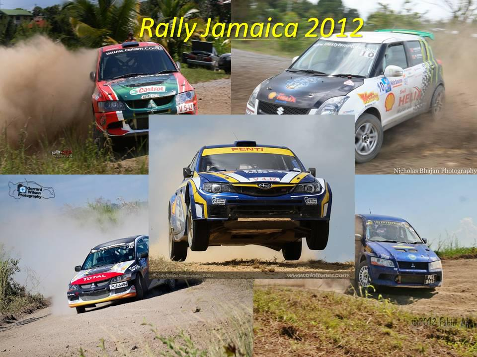 5-Team Trini contingent head to Rally Jamaica 2012