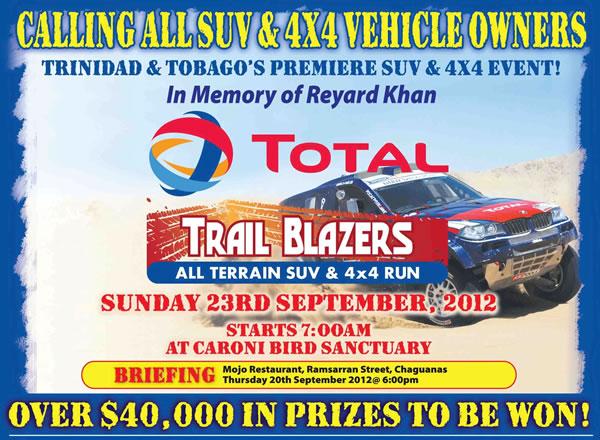 Preview: 3rd annual Total Trailblazers All Terrain SUV & 4×4 Run