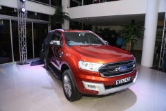 Ford collection, McEarney Motors Showroom, Port of Spain, June 23rd 2016. // Arnold Persad/TriniTuner.com // Usage for editorial use only // Please go to www.trinituner.com for further information. //