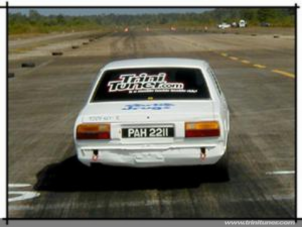 AutoSport Promotions Dial-Up Street Car Drags- for 27th January 2001
