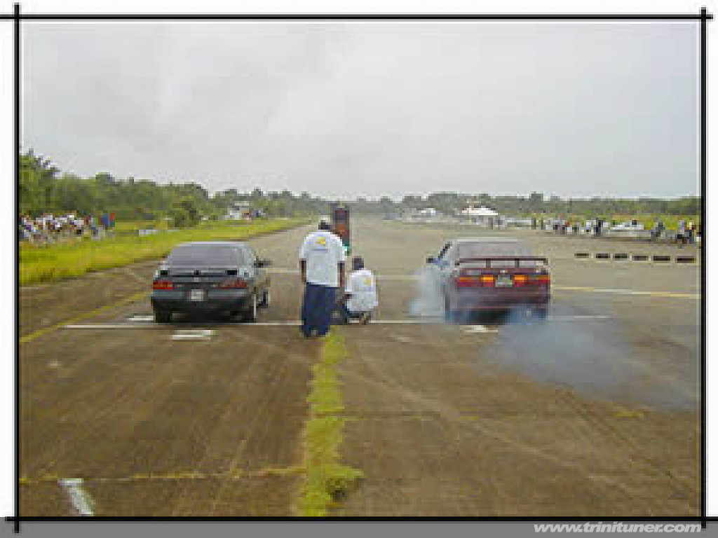 Street Legal Drag Racing – 8th July 2001