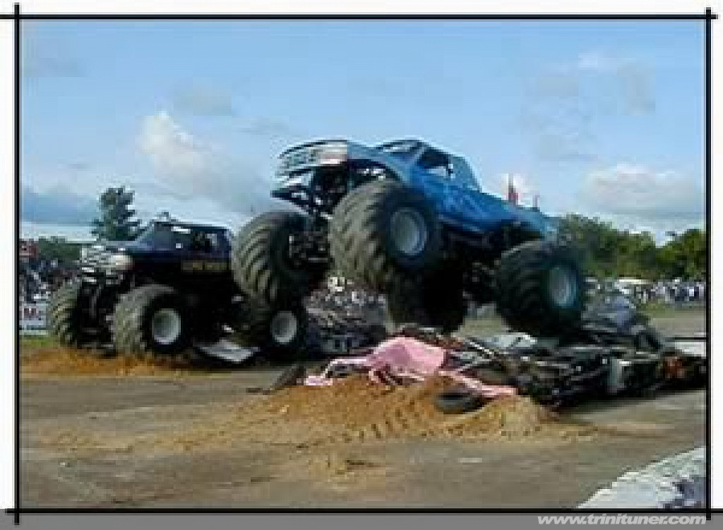Monster Truck Madness – 12th August 2001