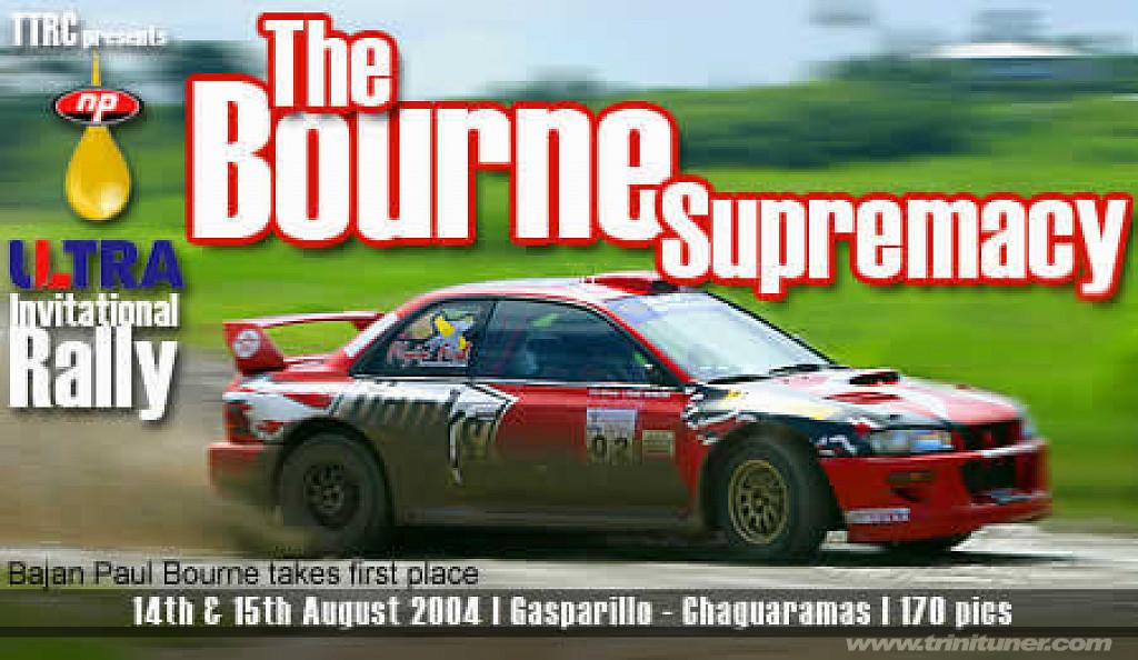 TTRC Rally Trinidad 2004