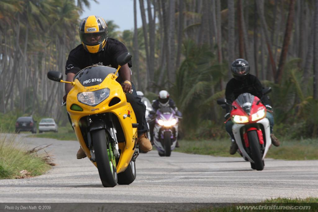 Jason Britton – Mayaro Bike Ride – 11th April 2009