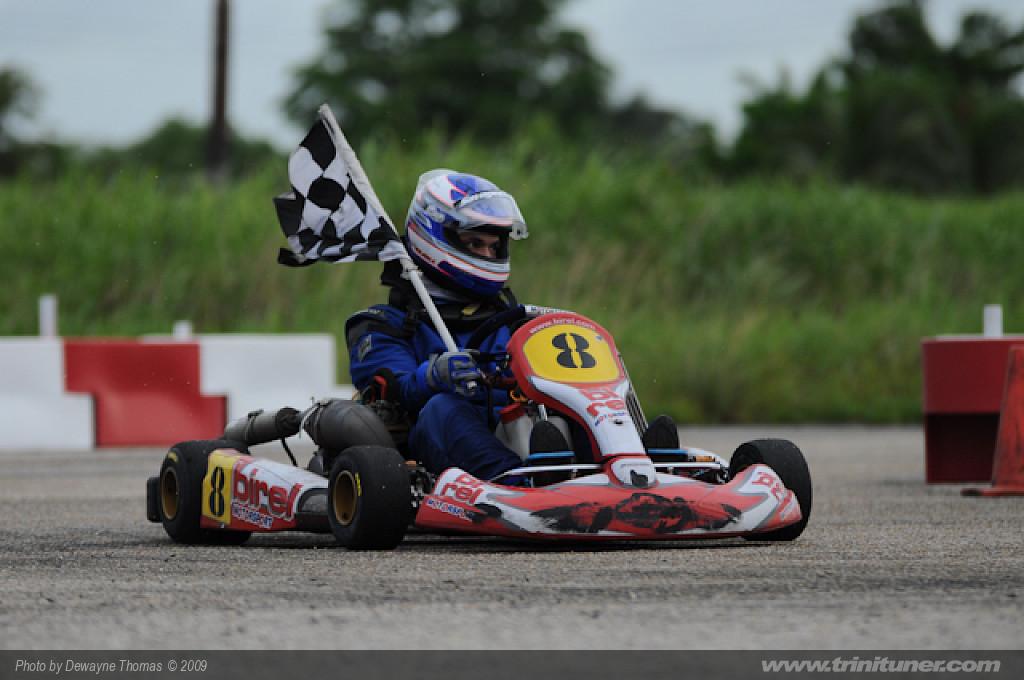 TTKA Karting – Round 5 – 5th July 2009