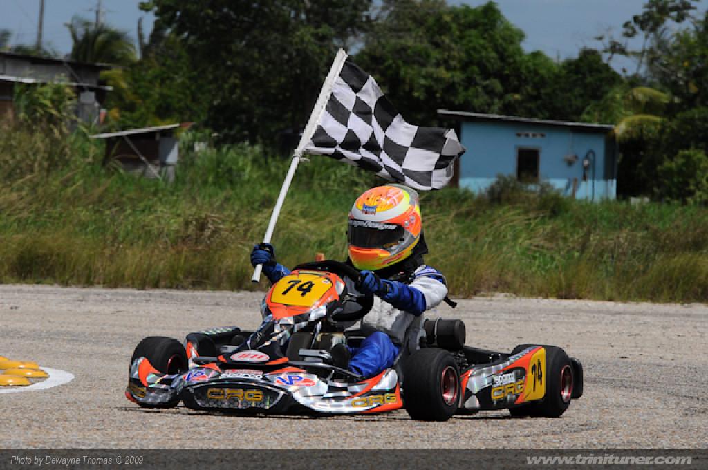 TTKA Karting – Round 4 – 14th June 2009