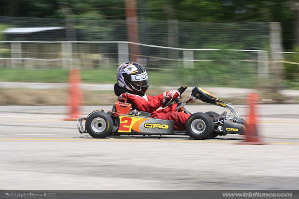 TTKA Karting – Round 6 – 16th August 2009