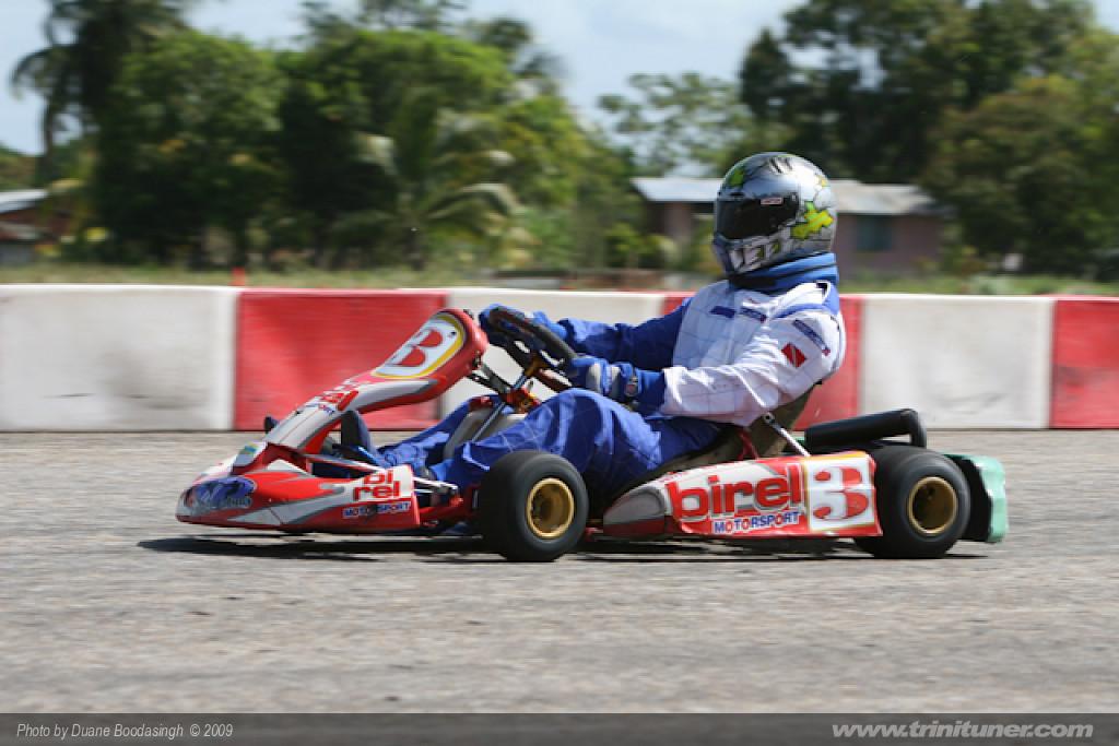 TTKA Kart Racing 27th April 2009