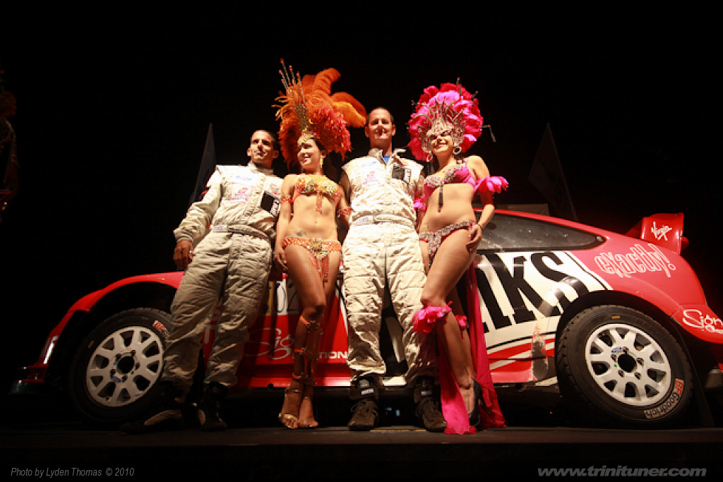 Rally Trinidad 2010 – Opening Ceremony