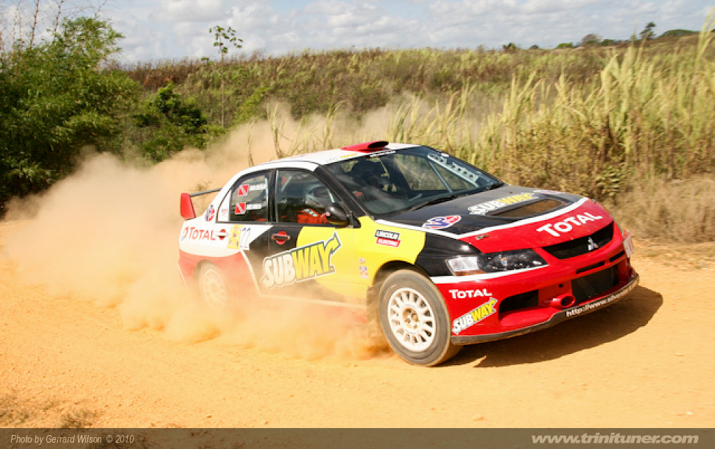 Rally Trinidad – Day 2 Stages