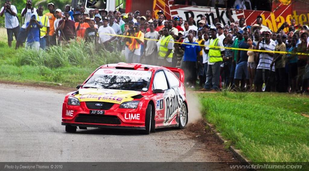 Rally Barbados 2010 – Day 2