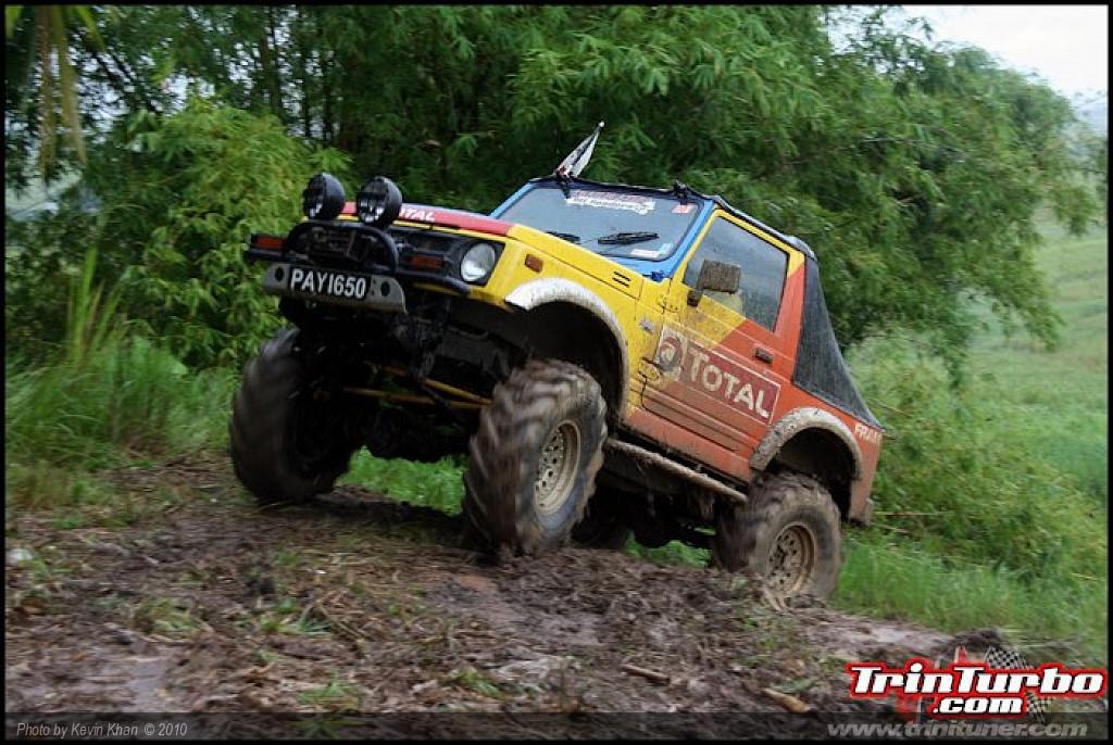 TOTAL Trailblazers SUV & 4×4 Off Road Rally