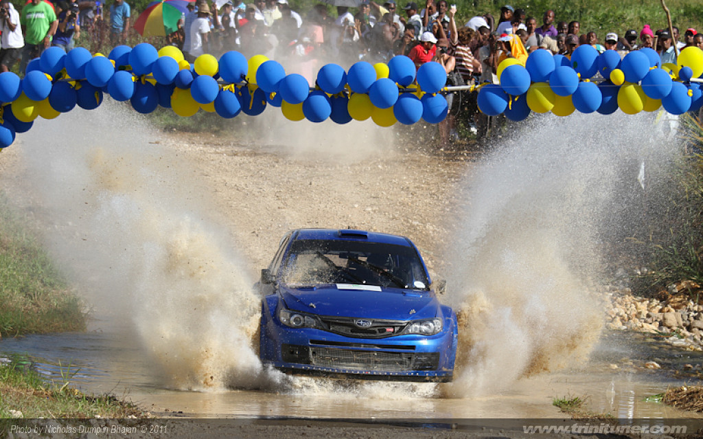 Rally Jamaica 2011