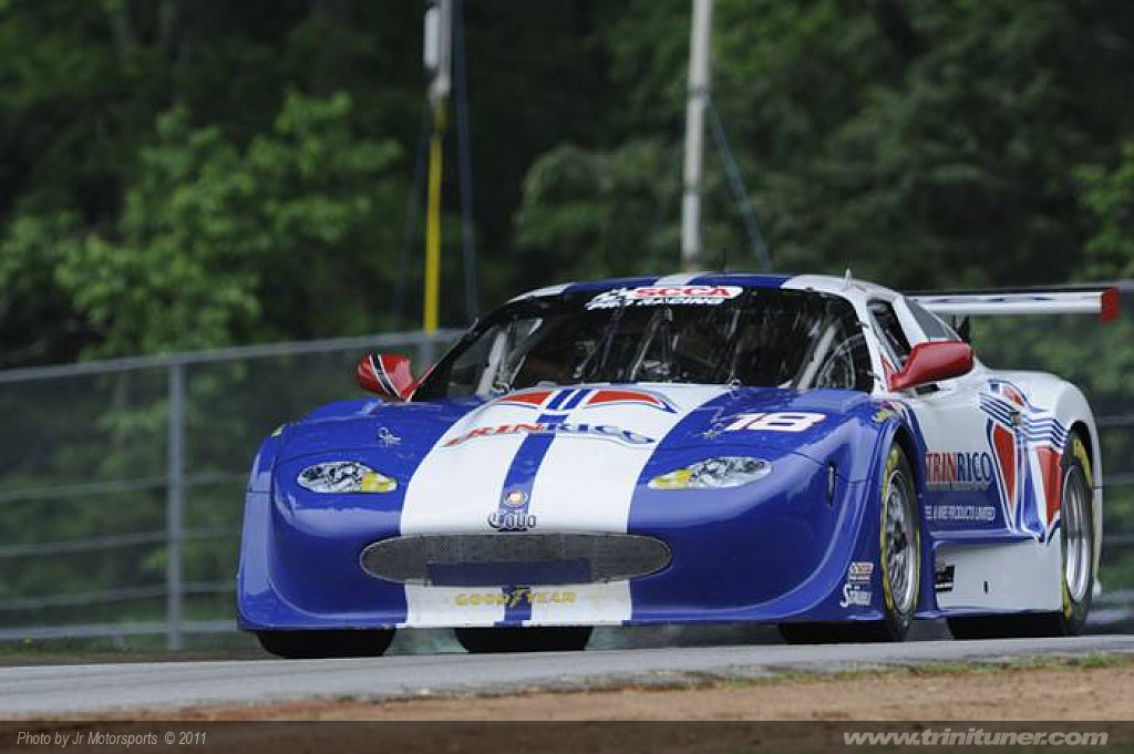 Daniel Ramoutarsingh qualifies for Trans-Am Series