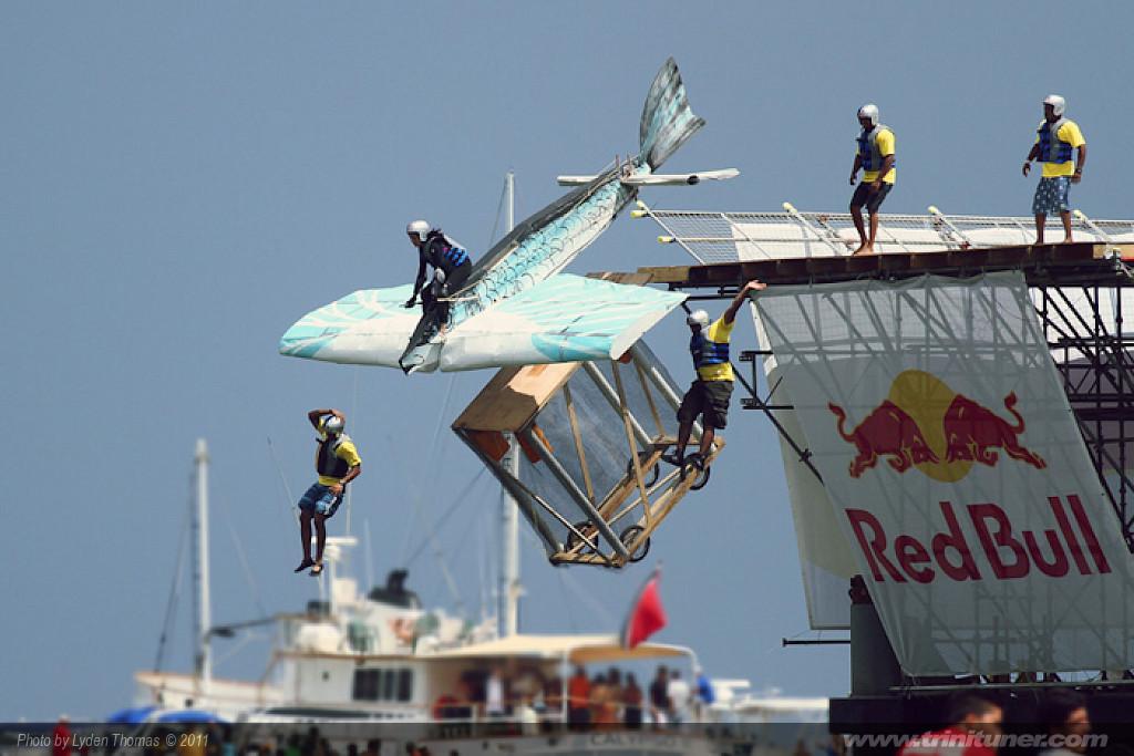 Red Bull Flugtag T&T 2011