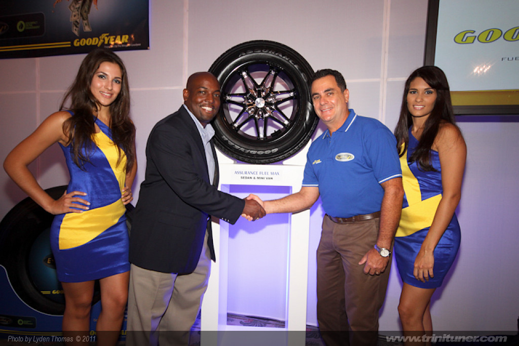 Goodyear introduces tyres with Fuel Max Technology in T&T