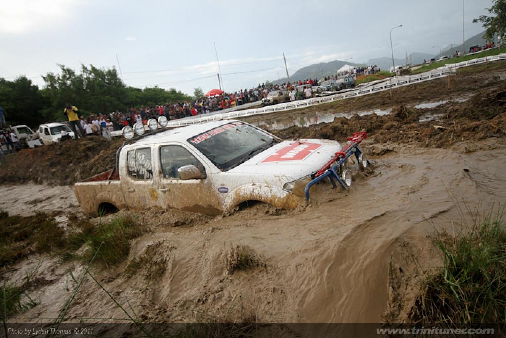 TOTAL Trailblazers 4×4 Annual All Terrain Challenge: Mud Madness
