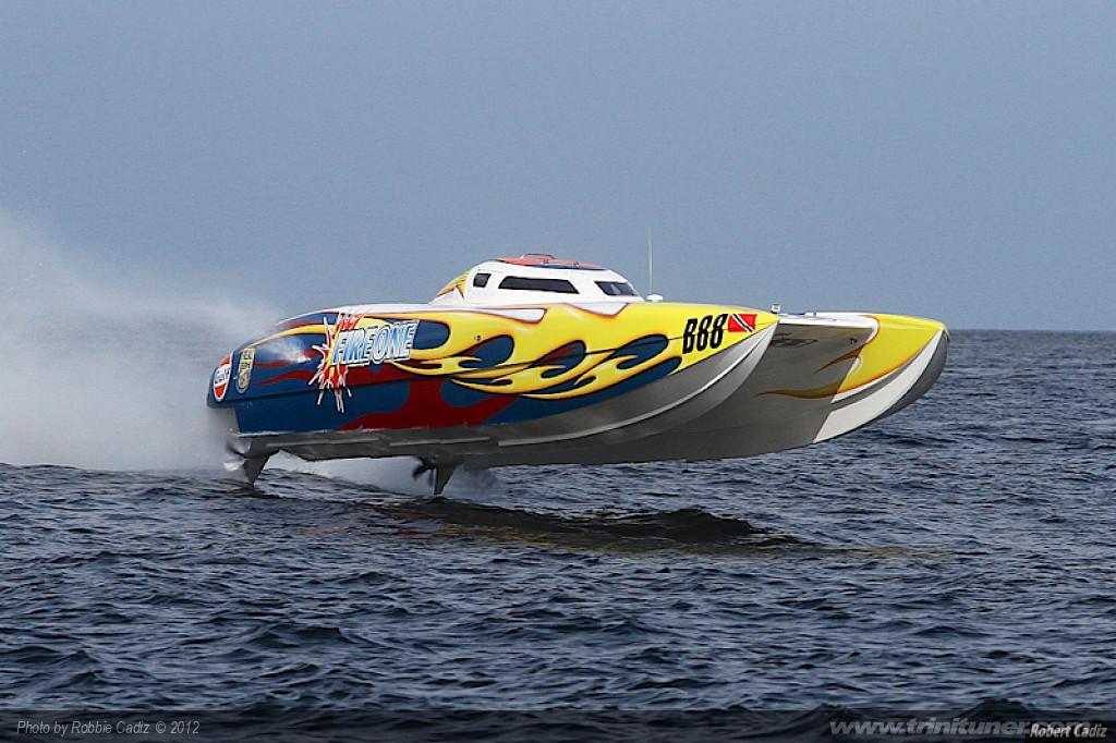 Carib Great Race 2012