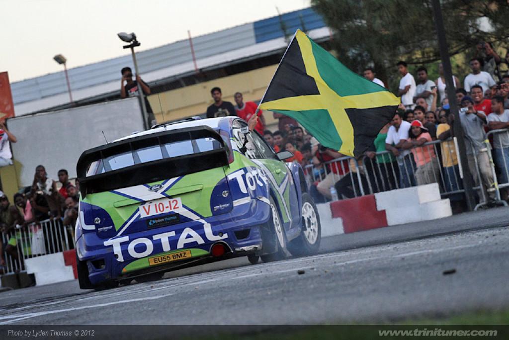 Rally Trinidad 2012 – Mayor's Cup at Saith Park