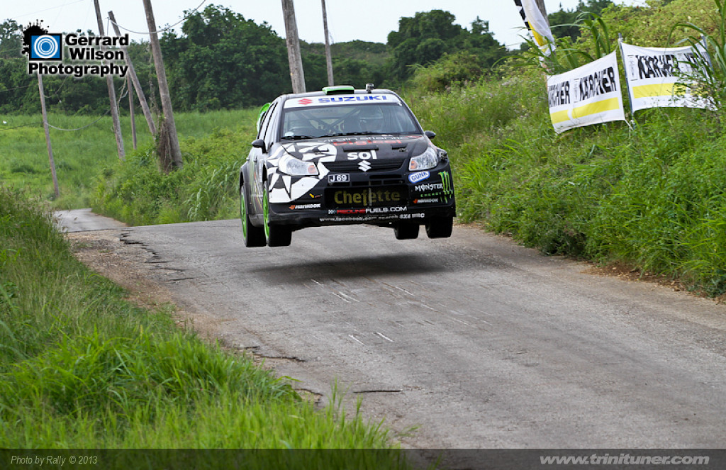 Rally Barbados 2013 – Saturday (Day 1)