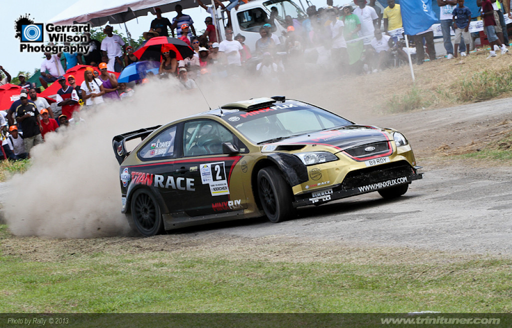 Rally Barbados 2013 – Sunday (Day 2)