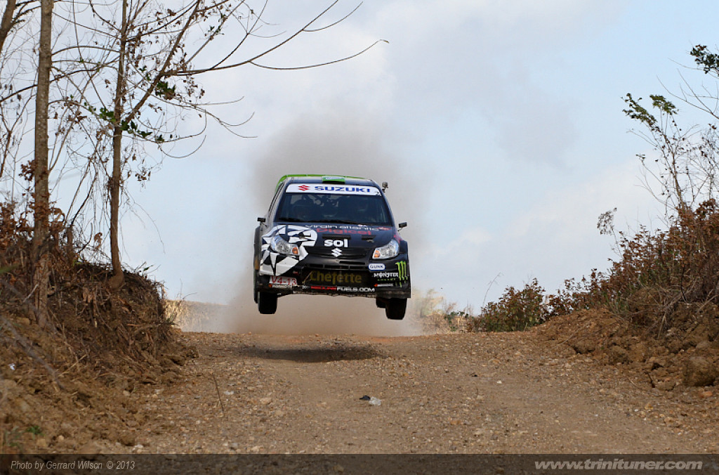 Rally Trinidad 2013 Day 2