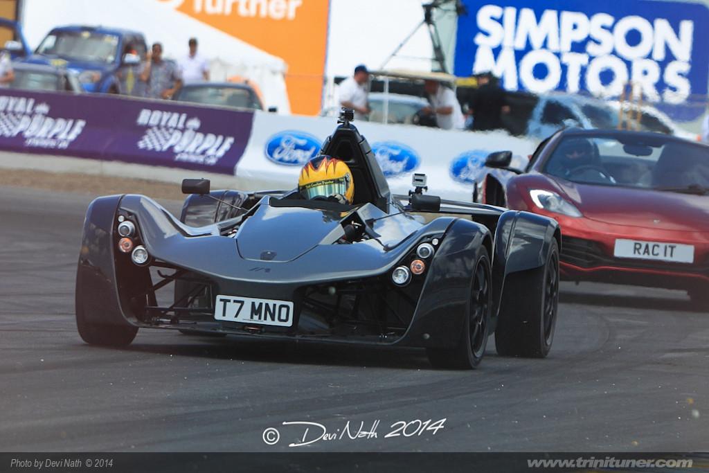 Top Gear Festival Barbados 2014