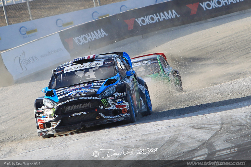 Longest track in series history for Red Bull GRC Barbados