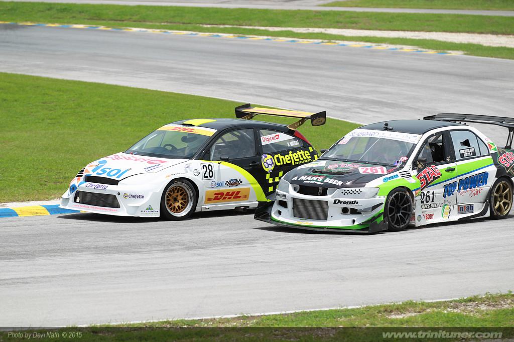 Caribbean Motor Racing Championship – Barbados 2015