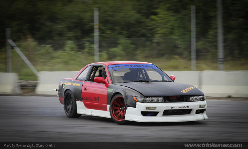 TTDA Pre Event Drift Practice