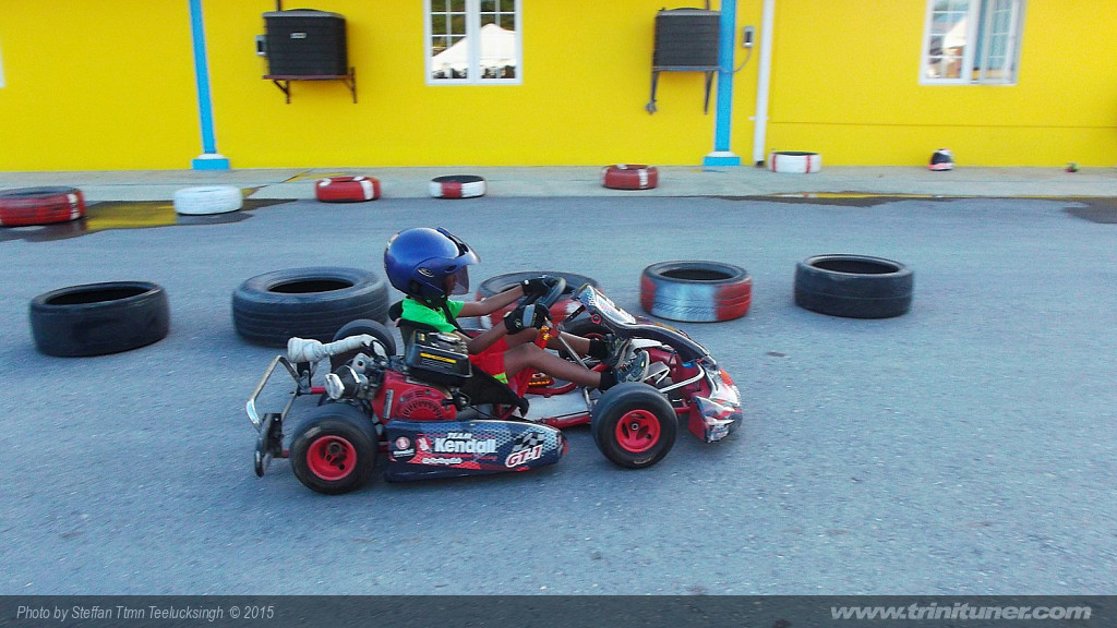 Evolution Karting Club Fund Raiser