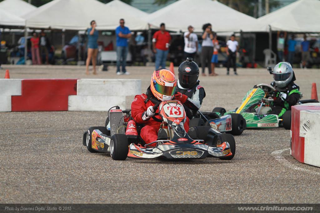 TTKA Kart Racing event #1 2015