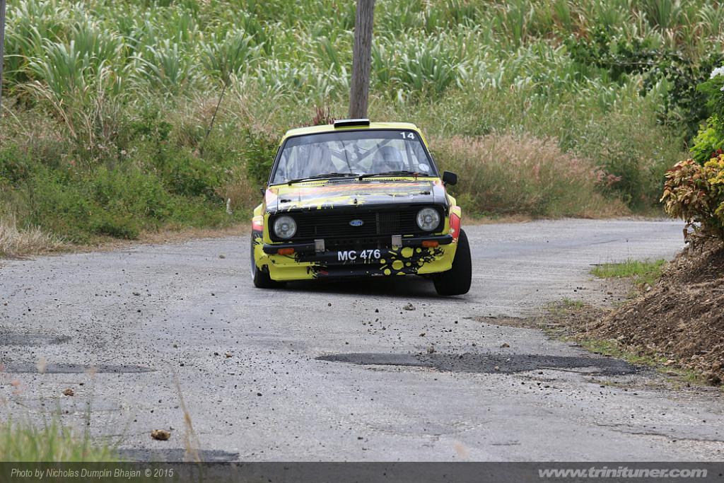 Barbados Rally Club Shakedown: 20.Apr.15