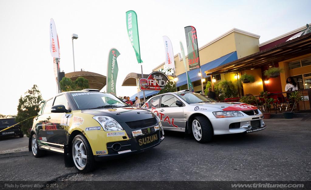 Rally Trinidad 2015 Media Launch