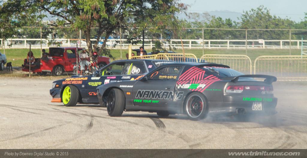 TTDA Drift Practice 1