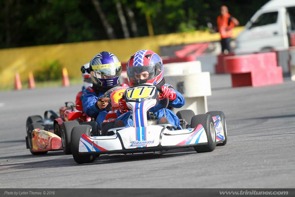 TT Karting Assoc. Race Day 1