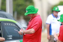 Sol Rally Barbados Day 2,Service Park,Image:Nicholas Bhajan/Barbados Rally  Club