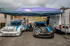 Sol Rally Barbados Day 2,Service Park,Image:Nicholas Bhajan Rally Photography