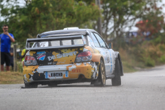 Sol Rally Barbados Day 2,SS 3 ' Lamberts'  Roger Skeete/Louis Venezia (WRC-1 Sol/Flow/Automotive Art/Simpson Motors/WTI Subaru Impreza WRC S12B),Image:Nicholas Bhajan Rally Photography
