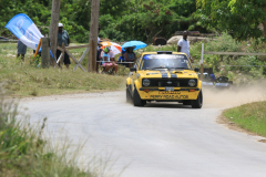 Sol Rally Barbados Day 2,SS 5 'Springvale'   Pete Rayner – ENG/Ashley Trimble - ENG (GpB1 Perry Road Autos Ford Escort MkII),Image:Nicholas Bhajan Rally Photography