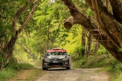 Sol Rally Barbados Day 2,SS 7 Canefield'  Jeffrey Panton – JAM/Michael Fennell Jnr – JAM (WRC-1 Rubis/Sandals Barbados/KIG Ford Focus WRC06),Image:Nicholas Bhajan Rally Photography