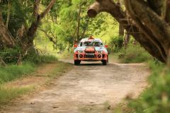 Sol Rally Barbados Day 2,SS 7 Canefield'      Ryan Pinheiro – T&T/Ross Vieira – T&T (GpA Lange Trinidad Limited/Gulf Oil/Exedy Clutches Mitsubishi Lancer Evo V),Image:Nicholas Bhajan Rally Photography