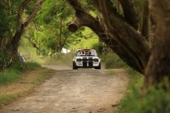 Sol Rally Barbados Day 2,SS 7 Canefield'     Stuart McChlery/Julian Goddard (SM2 Lubriguard/Gunk Ford Escort MkI),Image:Nicholas Bhajan Rally Photography