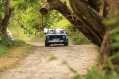 Sol Rally Barbados Day 2,SS 7 Canefield'       Chris Shooter - ENG/Bev LeGood – ENG (H2 Sparrow Hill Cars Ford Escort MkII),Image:Nicholas Bhajan Rally Photography