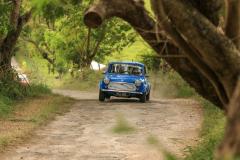 Sol Rally Barbados Day 2,SS 7 Canefield'      Kevin Flanagan – IRL/Dominic Adams - WAL (SM1 Flanagan Services Mini Cooper S),Image:Nicholas Bhajan Rally Photography
