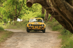 Sol Rally Barbados Day 2,SS 7 Canefield'      Richard Seal – ENG/Bruce Yeomans - ENG (GpB1 Ford Escort MkI),Image:Nicholas Bhajan Rally Photography